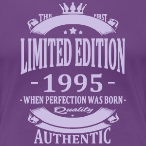 Limited Edition 1995 T-Shirts - Women's Premium T-Shirt