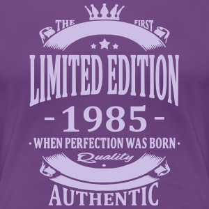 Limited Edition 1985 T-Shirts - Women's Premium T-Shirt