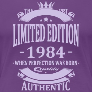 Limited Edition 1984 T-Shirts - Frauen Premium T-Shirt