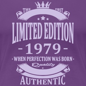 Limited Edition 1979 T-Shirts - Frauen Premium T-Shirt