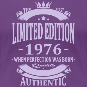 Limited Edition 1976 T-shirts - Vrouwen Premium T-shirt