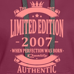 Limited Edition 2007 Hoodies & Sweatshirts - Women's Premium Hoodie
