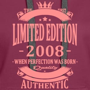 Limited Edition 2008 Hoodies & Sweatshirts - Women's Premium Hoodie
