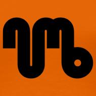 Design ~ Women's Tee - Black Logo - Numb
