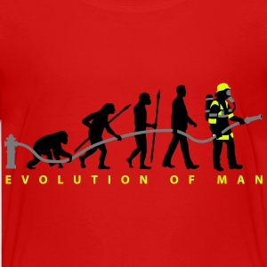 evolution_feuerwehrmann_032015_c_3c T-Shirts - Teenager Premium T-Shirt