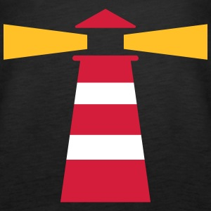 Leuchtturm, Lighthouse Topy - Tank top damski Premium