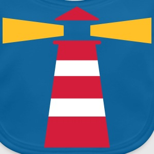 Leuchtturm, Lighthouse Accessories - Baby økologisk hagesmæk