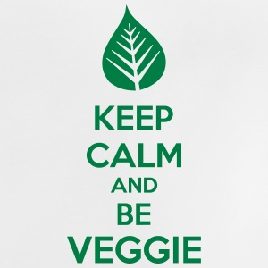 Keep Calm And Be Veggie Shirts - Baby T-Shirt