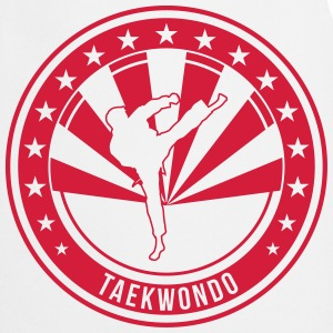 Taekwondo / Taekwondoin / Tae kwon do / Fight Tabliers - Tablier de cuisine