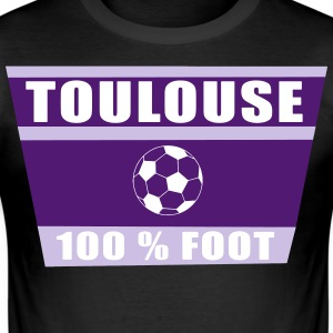 Toulouse Football Tee shirts - Tee shirt près du corps Homme