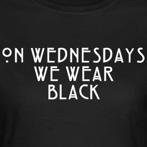 On Wednesdays - TCULTURE Women's T-Shirts - Women's T-Shirt