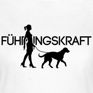 Führungskraft Big Dog 1C T-Shirts - Frauen T-Shirt