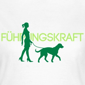 Führungskraft Big Dog 2C T-Shirts - Frauen T-Shirt