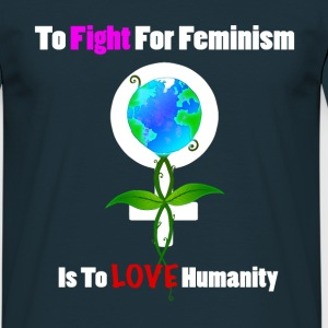 Global Feminism - T-shirt herr