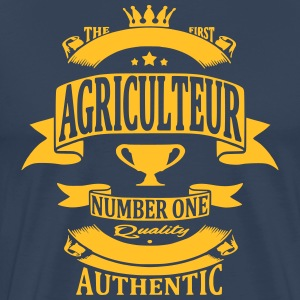 Agriculteur Tee shirts - T-shirt Premium Homme