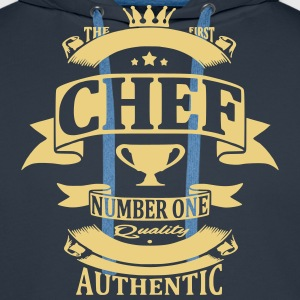 Chef Sweat-shirts - Sweat-shirt à capuche Premium pour hommes