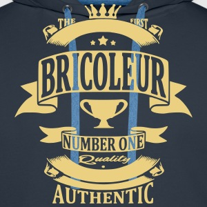 Bricoleur Sweat-shirts - Sweat-shirt à capuche Premium pour hommes