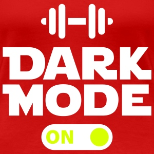 Dark mode on T-Shirts - Women's Premium T-Shirt