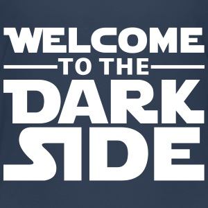 Welcome to the dark side Tee shirts - T-shirt Premium Ado