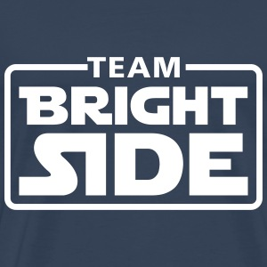 Team bright side T-skjorter - Premium T-skjorte for menn