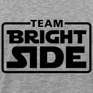 Team bright side Camisetas - Camiseta premium hombre