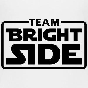 Team bright side Camisetas - Camiseta premium adolescente