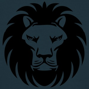 Lion Leo horoskop cool T-shirts - Herre-T-shirt