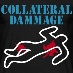 collateral dammage Tee shirts - T-shirt Homme