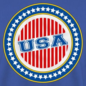 USA - United States Hoodies & Sweatshirts - Men's Sweatshirt