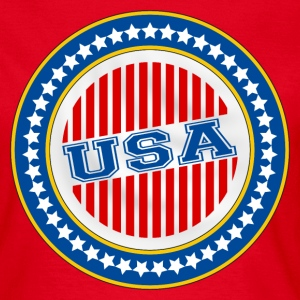 USA - United States T-Shirts - Women's T-Shirt