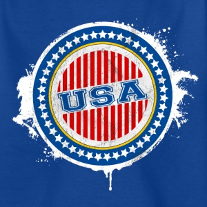 USA - United States of America Shirts - Teenage T-shirt