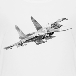 Sukhoi Su-34 Shirts - Teenage Premium T-Shirt