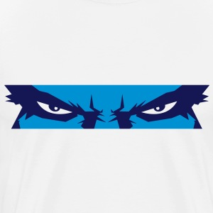 Devil Eyes T-Shirts - Men's Premium T-Shirt