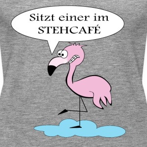 Flamingo Tops - Frauen Premium Tank Top