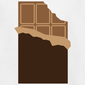 A bar of chocolate Shirts - Kids' T-Shirt