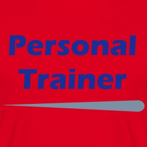 Personal Trainer T-Shirts - Men's T-Shirt
