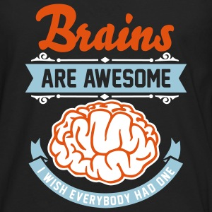 Brains are awesome - I wish everbody had one