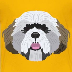 Lhasa Apso - Teenage Premium T-Shirt