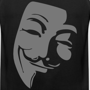 Anonymous Tank Tops - Men's Premium Tank Top