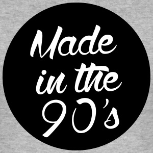 Made in the 90s T-Shirts - Männer Slim Fit T-Shirt