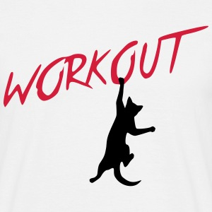 workout - Männer T-Shirt