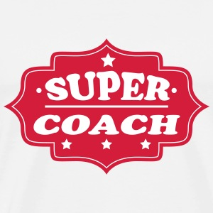 Super coach 111 T-Shirts - Men's Premium T-Shirt