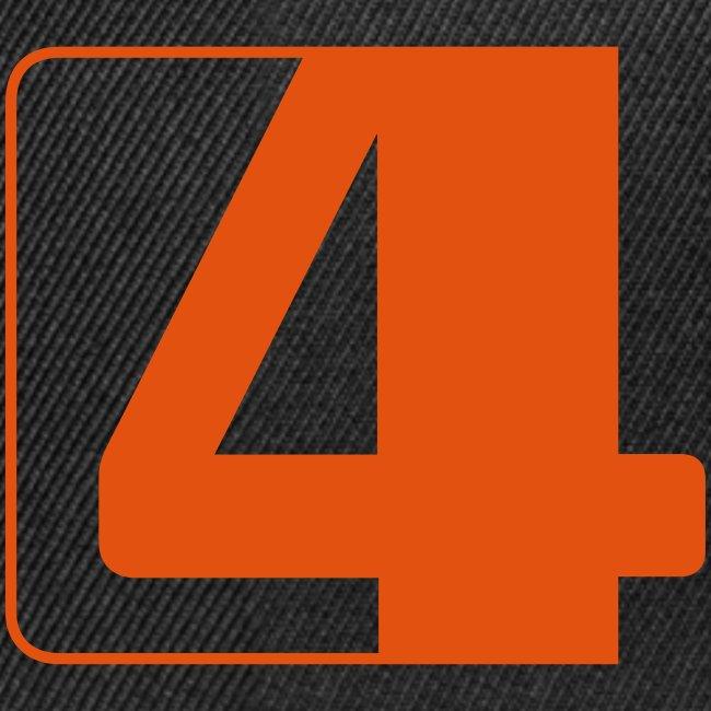 """The 4"" Basecap"