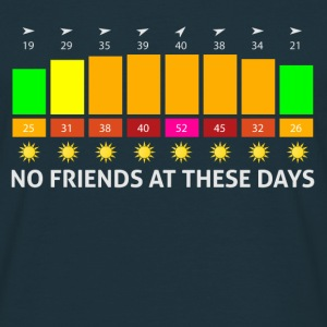 No Friends NEW T-Shirts - Männer T-Shirt