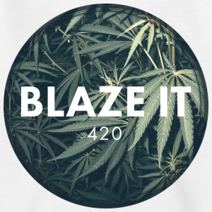BLAZE IT T-Shirts - Teenager T-Shirt
