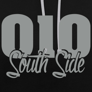 010 South Side Sweaters - Contrast hoodie