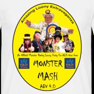 Design ~ Monster Mash - Men's