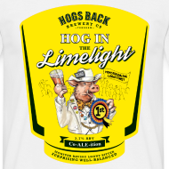 Design ~ Hog In The Limelight - Men's