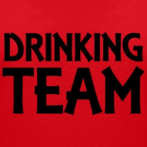 Drinking Team T-Shirts - Women's V-Neck T-Shirt