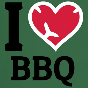 I love BBQ  Aprons - Cooking Apron